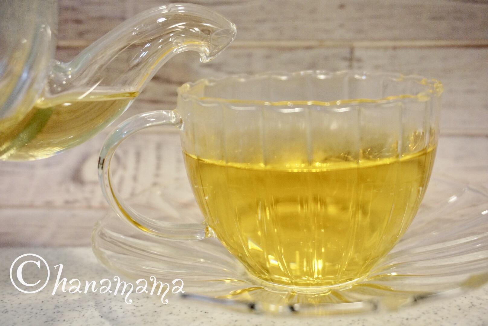 茶 効果 菊芋