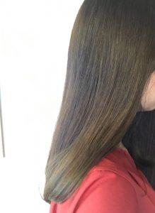 白髪予防カラー